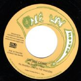 Ta Teasha Love - Oh Jah Come / Family Man & The Wailers Band - Oh Jah Dub (One Way / Onlyroots) 7""